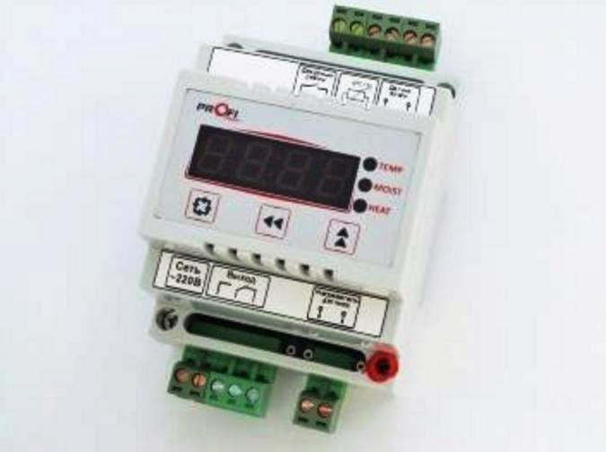 Контроллер температуры и наличия влаги ProfiTherm К-2
