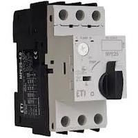 Автоматический выключатель (Автомат) защиты двигателей MPE 25-0.16, ETI, 4648001