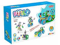 Конструктор Build&Play 5 в 1 С мотором 109 эл. J-7783   Детский развивающий конструктор