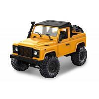 Радиоуправляемая игрушка MN Model Краулер D90 Defender полноприводный, 112 желтый (MN-91-1Y)