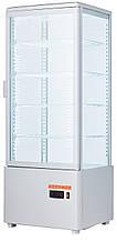 Шафа-вітрина холодильна REEDNEE XC98L white