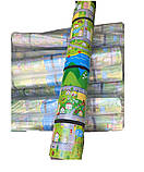 Коврик детский «Парковый город», т. 11 мм, хим сшитый пенополиэтилен, 120х120 см. Украина, TERMOIZOL®, фото 5