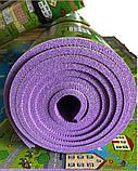 Коврик детский «Парковый город», т. 11 мм, хим сшитый пенополиэтилен, 120х120 см. Украина, TERMOIZOL®, фото 6