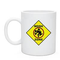 Кружка Mosh zone