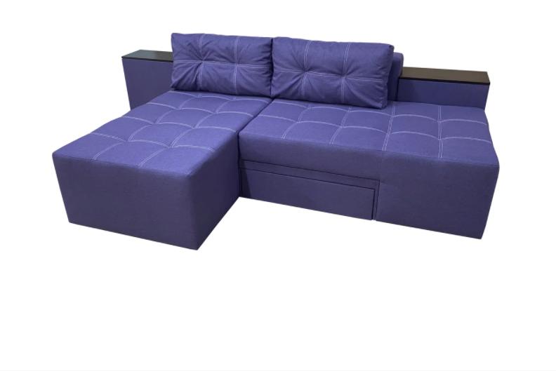 Угловой диван Трансформер спальный, диван кровать трансформер для ежедневного сна без подлокотников РЕЛАКС