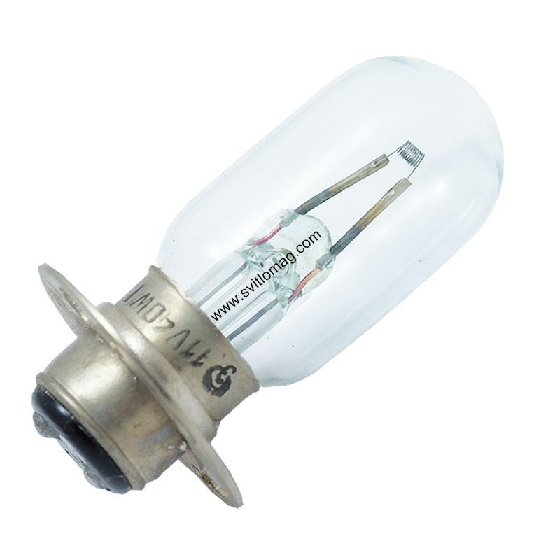 Лампа оптическая ОП 11-40  P30d/10.3-1