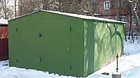 Купить металлический гараж с доставкой