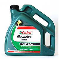 Масло моторное CASTROL MAGNATEC DIESEL SAE 10W40 B4 10W40 4L 58624-4