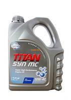 Масло моторное Fuchs TITAN SYN MC 10W40 4L 600926458