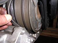 Шкив коленвала 6/4 ручейков демпферAudiA6 C5 2.5tdi V6 24V1997-2005