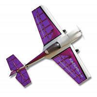 Радиоуправляемая игрушка Precision Aerobatics Самолёт Katana Mini 1020мм KIT (фиолетовый) (PA-KM-PURPLE)