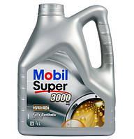 Mobil Super 3000 5W-40, канистра 4 литра