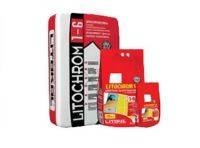 Litokol Litochrom, 5 кг Затирка для швов цементная