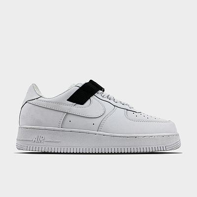 Мужские кроссовки Nike Nike Air Force 1 Low White белого цвета Низкие кеды Повседневные Найк Аир Форс 1 лоу