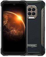 DOOGEE S86 Black Orange 6+128Gb АКБ 8500 мАч NFC IP68/IP69K 16MP Al камера Android 10
