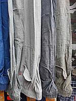 Штани чоловічі льон норма, фото 1