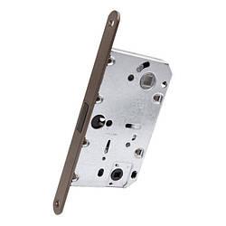 AGB Art. B051025022 Механізм для міжкімнатних дверей Mediana Polaris ант бронза 96мм (39875)