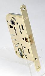 Механизм AGB Mediana Polaris B041035003 под цилиндр латунь 85мм (26289)