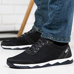 Кросівки чоловічі сітка з прошитою підошвою 40р