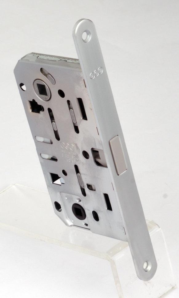 Механизм WC AGB Mediana Polaris B041025034 матовый хром 96мм (26288)