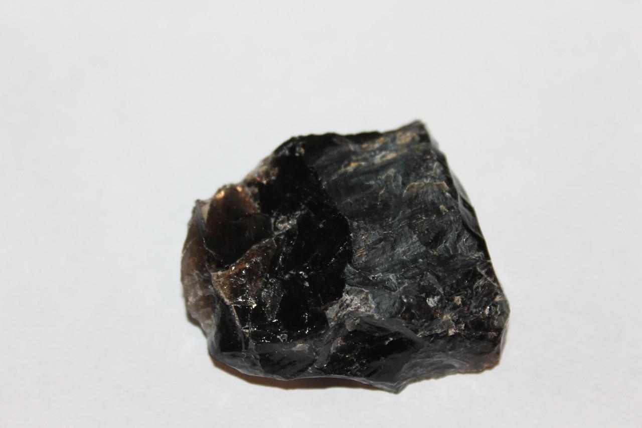 Морион камень натуральный морион 42*34*17 мм