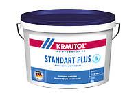 Краска латексная KRAUTOL STANDART PLUS интерьерная, B1-белая, 10л