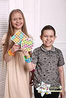 Антистрес Пуш ап міхур, іграшка антистрес, іграшка антистрес для дорослих і дітей, push bubble fidget, фото 4
