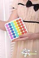 Игрушка pop it, игрушка антистресс pop it оптом, фото 5