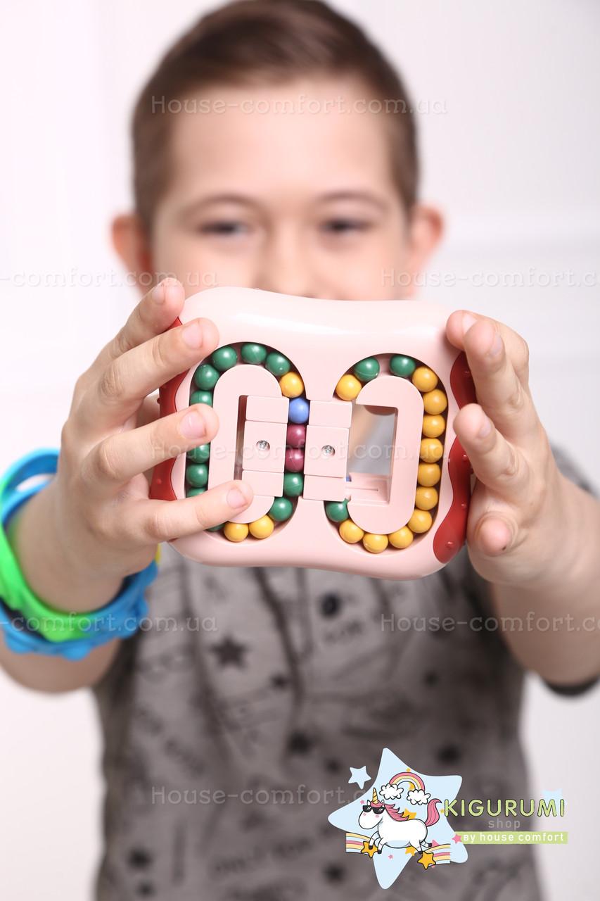 Головоломка Антистресс IQ Ball Spinner, игрушки головоломки для детей