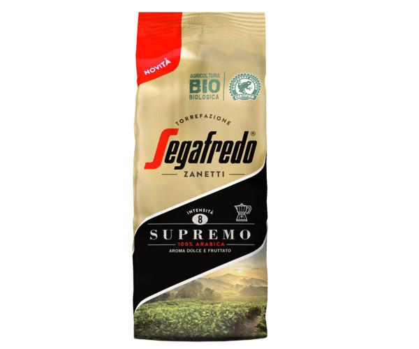 Кава мелена Segafredo Supremo, 200г