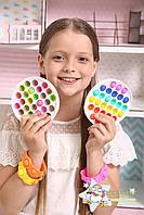 Антистрес Пуш ап міхур, іграшка антистрес, іграшка антистрес для дорослих і дітей, push bubble fidget, фото 8