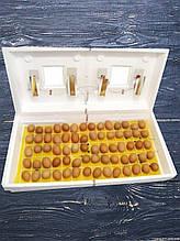 """Инкубатор для яиц """"Рябушка-2""""на 150яиц ,с механическим  переворотом,тэн"""