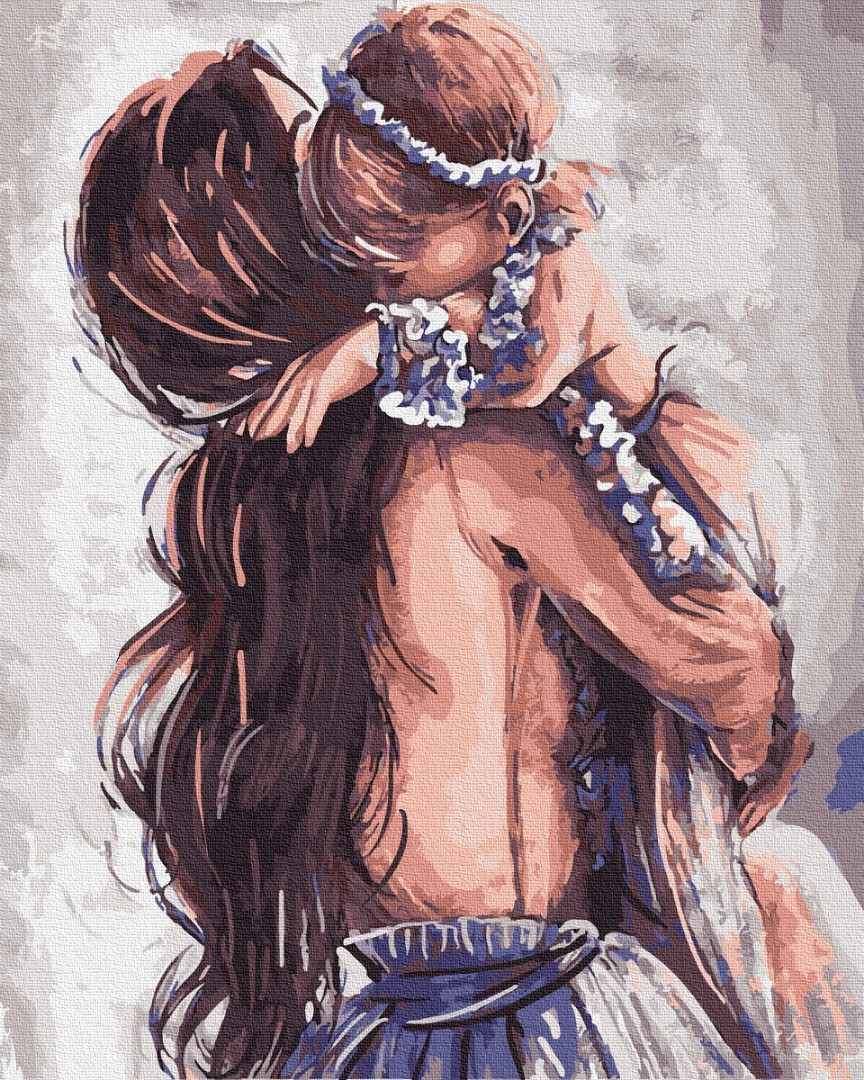 Мамина любовь