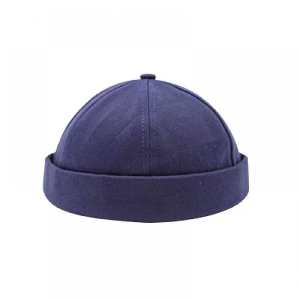 Кепка Docker Cap без козирка Синій D230