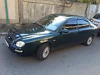 Дефлекторы окон (ветровики) KIA Shuma I 1996-2001, фото 1