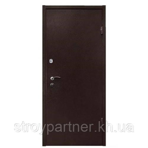 Двери входные из стали 850x2040L (левосторонние)