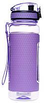 Бутылка фляга спортивная для воды UZspace 5045 700 мл Фиолетовый (gr_012021), фото 2