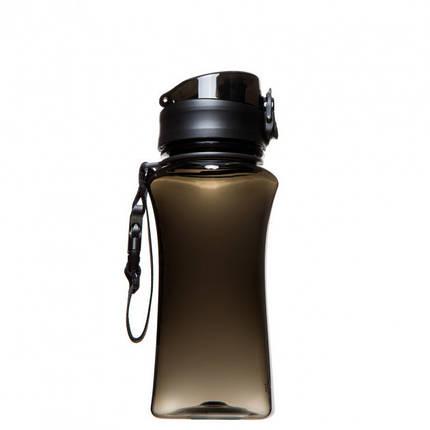 Бутылка фляга спортивная для воды UZspace 6005 350 мл Черный (gr_012064), фото 2