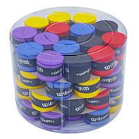 Обмотка (овергрип) на ручку ракетки (60 шт в уп.) Grip WILSON BD-5536