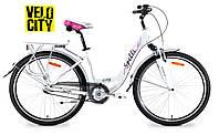 Городской женский велосипед Spelli City-28, рама 18  , фото 1