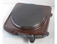Плита електрична ЕПЧ1-1,5/220 коричнева
