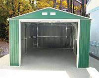 Купить гараж металлический разборный