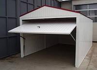Продажа сборных металлических гаражей