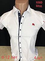 """Сорочка підліткова з коротким рукавом на хлопчика 9-12 років """"EMRE"""" купити недорого від прямого постачальника"""
