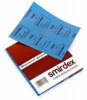Наждачная бумага водостойкая SMIRDEX лист 230х280мм