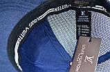Детская Бейсболка тракер сeтка Classic Supreme 53-55cm темно-синяя (30319-78), фото 4