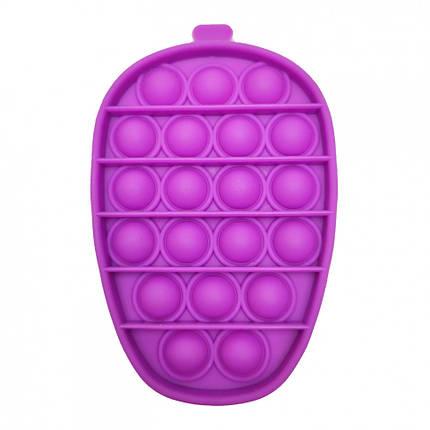 """Іграшка-антистрес """"POP-IT"""" PPT-G(Violet) Виноград Фіолетовий, фото 2"""