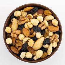 Сухофрукты и орехи микс 100 г
