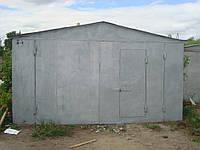 Разборные гаражи размеры