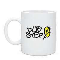 Кружка Dub step